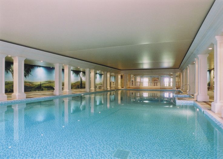 Indoor Swimming Pool - Eastwell Manor