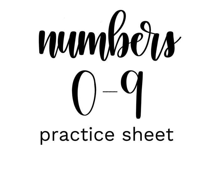 Practice Sheets Basic Nail Art Brush Strokes