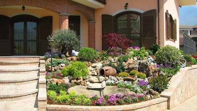 71 id es et astuces pour cr er votre propre jardin de for Amphore de jardin