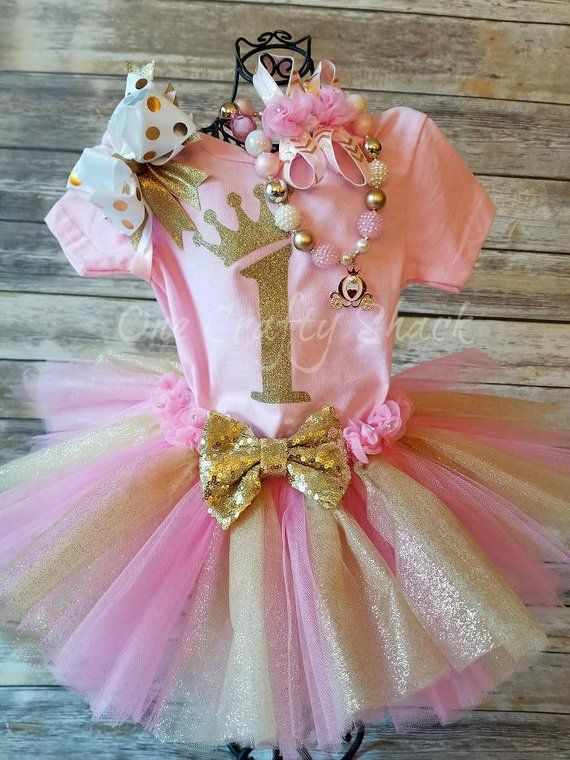 a6776f8e4 Personalized First Birthday Outfit