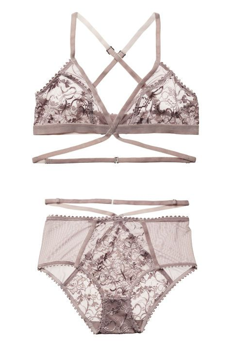 15 Barely-There Lingerie Sets Perfect for A/C Weather