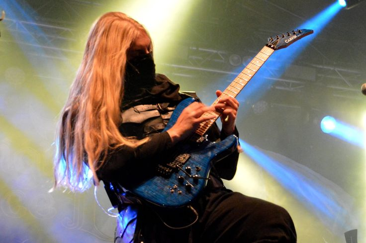 Lynd Photo by Maciej Zamkowski  Sabaton Open Air 2016  #TwilightForce #music…