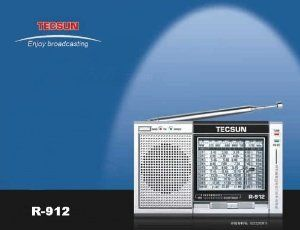 Tecsun FM MW SW Shortwave 12 Band Stereo Radio 10M D110 by unikoo. $24.99. Features: 1.100% Brand New  2. The best radio integration, sensitivity, signal to noise ratio, selectivity 3. FM / MW / SW 12 bands, can be used headphones to listen to FM stereo radio, shortwave range of special wide, covering 10 short Bomi band, can be stable to receive broadcasts from around the world 4. Touch Electronic FM / AM band conversion 5. The machine uses four light-emitting diodes were in...