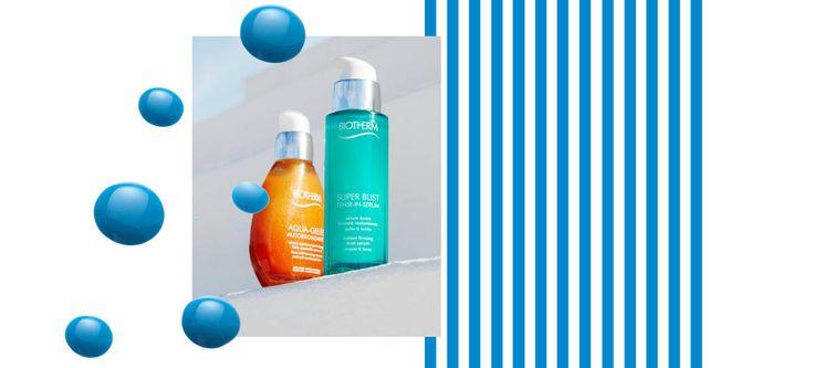 Kesällä kannattaa panostaa erityisesti pitkäkestoisiin ja luonnollisuutta korostaviin kosmetiikkatuotteisiin sekä suojata iho tarpeeksi hyvin auringolta.
