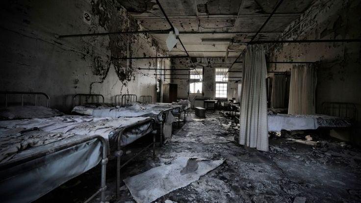 asilos aterradores crane hill asylum