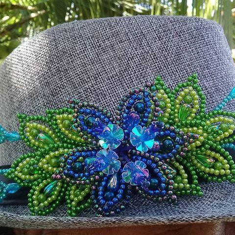 Sombreros hermosos para tu verano Lucete Cubre tu hermoso rostro del sol encandecente  #tembleques #sombreros #summer  #beutifull