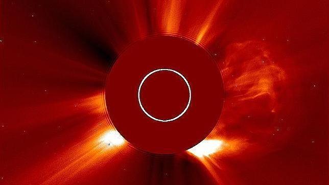 Misterio y Ciencia Hoy: La Tierra esquivó un balazo solar fatal en julio d...
