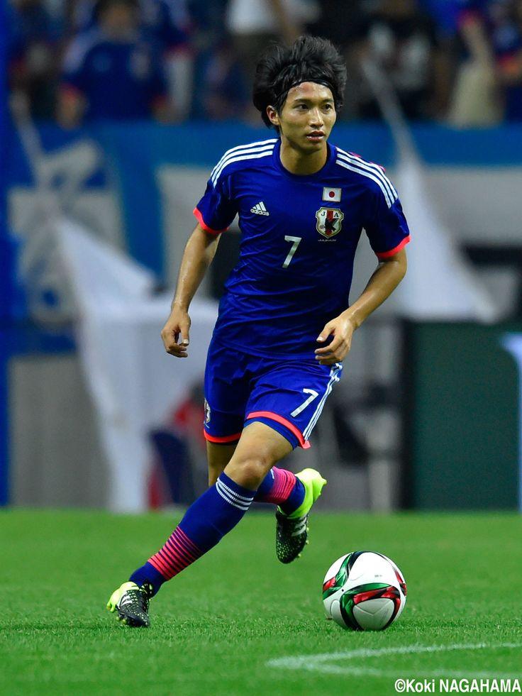 Gaku Shibasaki - Kashima Antlers - MF - #7 #Soccer # ...
