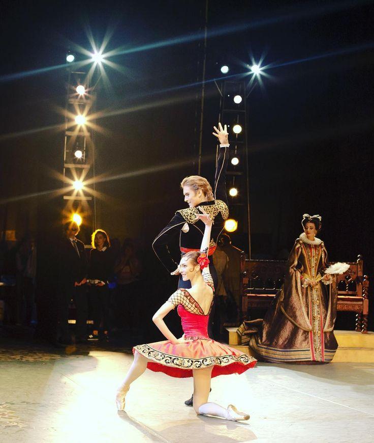 Olga Smirnova & Denis Rodkin in Don Quixote, Bolshoi Ballet in London, Royal Opera House, 25 Juli 2016