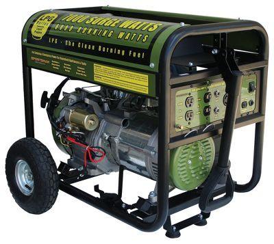 Sportsman 7000LP Portable Propane Generator