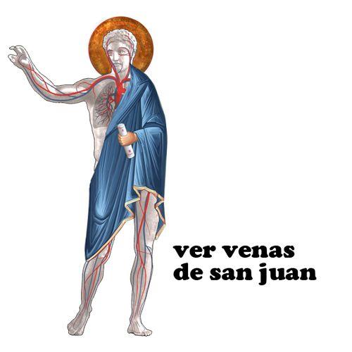 La verbena de San Juan en www.laciudadtienehumedades.com