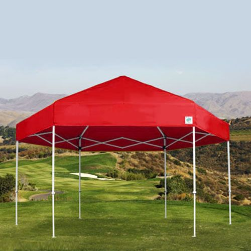 E-Z Up Hub 16'x16' Shelter - model ezhub16 Forest Green: The E-Z UP HUBª instant portable canopies from… #Sport #Football #Rugby #IceHockey
