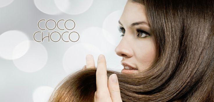 Бразильское кератиновое выпрямление и лечение волос #CocoChoco — Салон Кукла