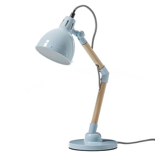 Pixar Lamp Pale Blue