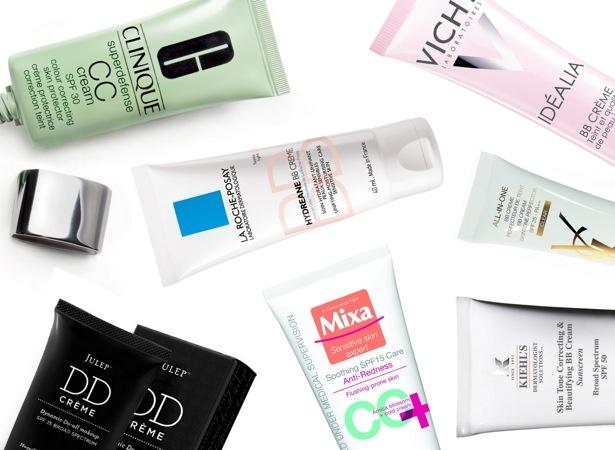 Kosmetická mantra – BB, CC a DD krémy | Invogue