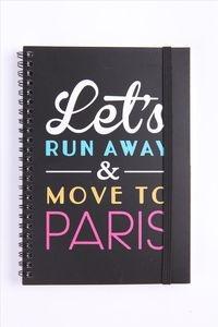 Let's Run Away & Move to Paris