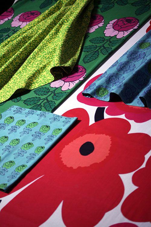 Unikko, Marimekko! Read about the exbihition 'Marimekko, design for a happy life' on my blog!