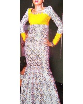 African Attire women gowns AAWG004