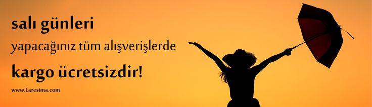 Sürprizli Salı'da Bugün Tüm Ürünlerde Ücretsiz Kargo!  KAÇIRMA ;)  www.Laresima.com   #laresima #bebebutigim #sürprizlisalı #ücretsizkargo