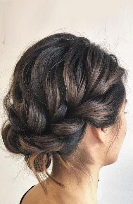 20 Stunning Updos for Short Hair - The Trend Spotter