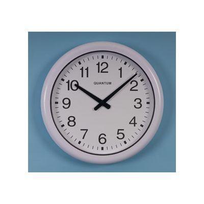 Radio Controlled Plastic Clock 16