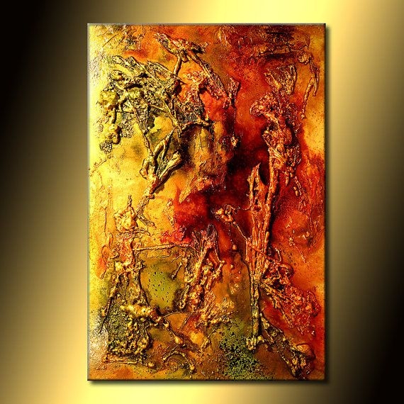186 best images about abstract carol nelson on pinterest for Texture painting ideas canvas