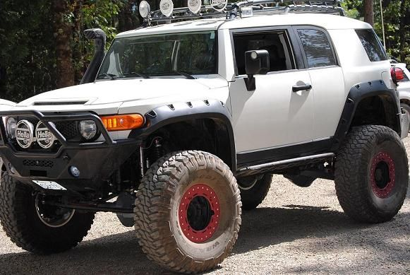 08 FJ Cruiser, SAS, Atlas, Tons, etc etc - Pirate4x4.Com : 4x4 and Off-Road Forum
