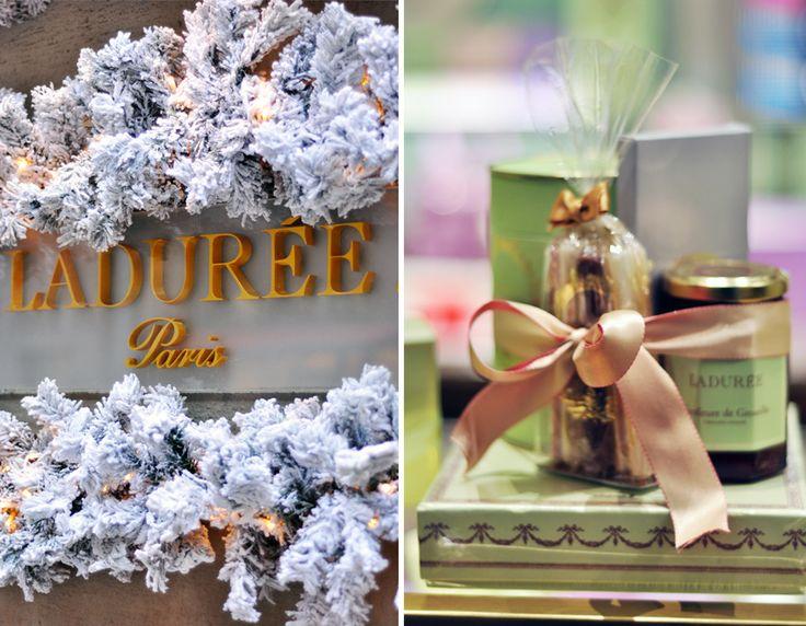 39 best laduree christmas images on pinterest xmas for Laduree christmas