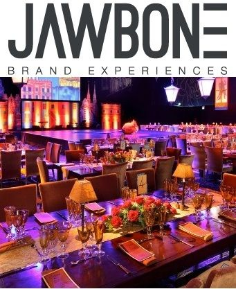 #Jawbone started as a #CorporateandCommercialEventManagementCompany but we've since established ourselves on the #expoandexperientialscene. We are proud to work alongside some fantastic companies. Click this Url @ http://goo.gl/Cu4xuy