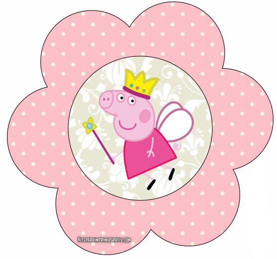 peppa pig decoracion cumpleaños - Buscar con Google