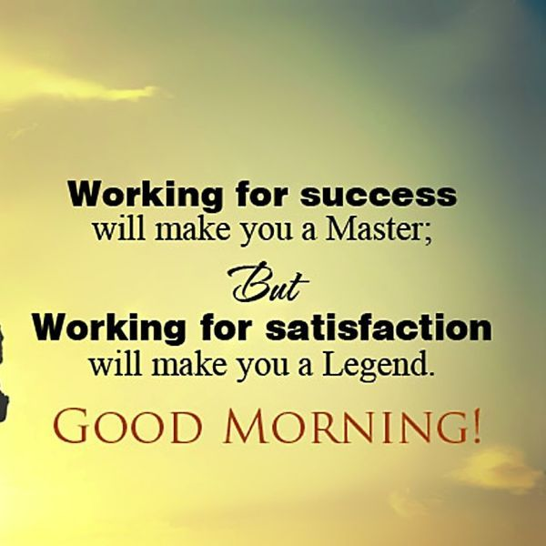 Good Morning Images With English Quotation