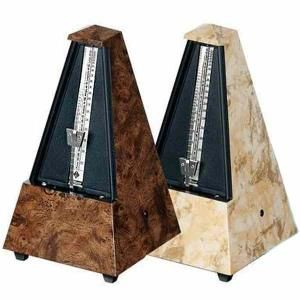 Wittner Metronome Pyramid shape, Marble-like