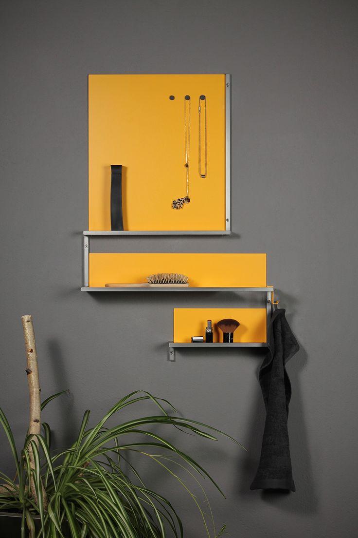 25 best ideas about wandregal bad on pinterest badezimmer regal holz rustikales b cherregal. Black Bedroom Furniture Sets. Home Design Ideas
