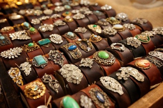 Michela Swafford, Behind the Scenes: MADE in the deep south Jewelry