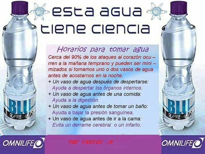 Agua Omnilife