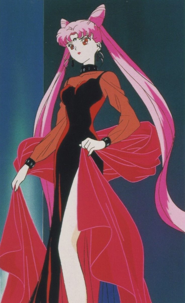 Wicked Lady from the Sailor Moon anime
