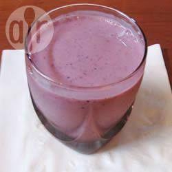 Fruit smoothie @ allrecipes.nl