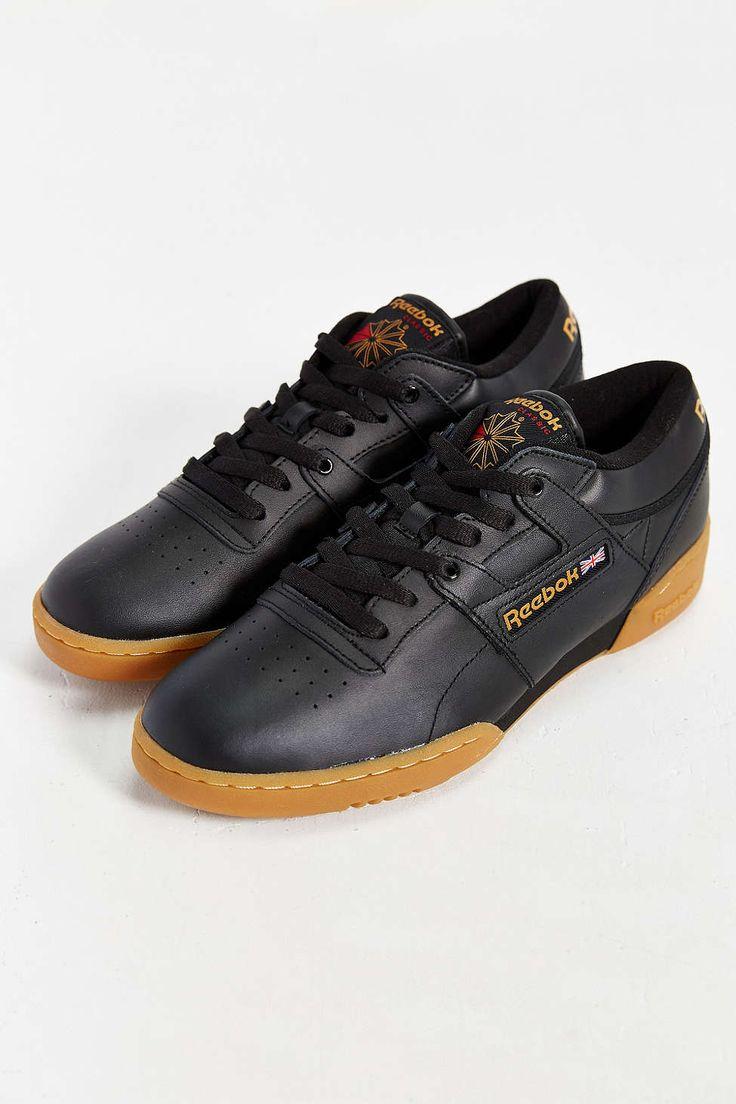 Reebok Workout Low-Top Sneaker