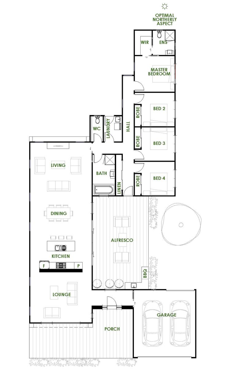 1188 best architecture floor plans images on pinterest for Best energy efficient home designs