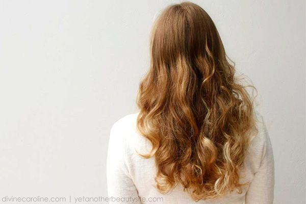 Keep your hair healthy while achieving bouncy, gorgeous curls. #sockcurls #noheat #hairhelp