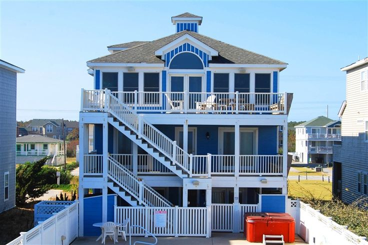 MOON BAY   491 l Outer Banks Vacation Rental Home   Nags Head  NC l  Oceanfront  8 bedrooms  6 masters   elevator  recreation room  loft   private po. MOON BAY   491 l Outer Banks Vacation Rental Home   Nags Head  NC