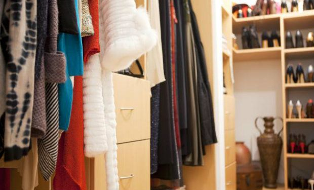 How to Declutter Your Closet Once and for All