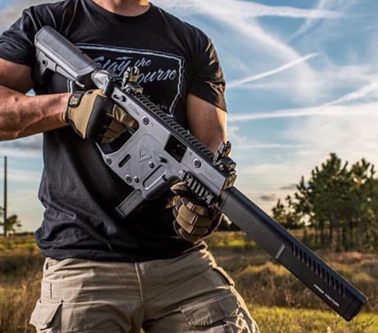 Kriss Vector Silenced SBR 9Mil