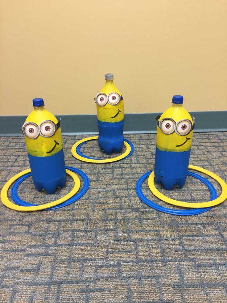Tip para actividad en una celebración de cumpleaños Minions.