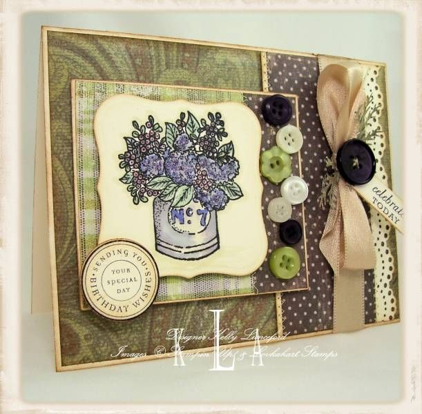 Mojo 75-Celebrate Today! by atomicbutterfly - Cards and Paper Crafts at Splitcoaststampers