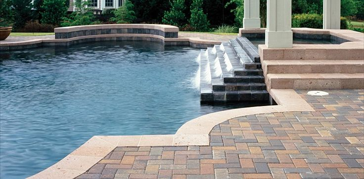 13 Best Images About Pool Decks On Pinterest Decking Landscaping And Pools