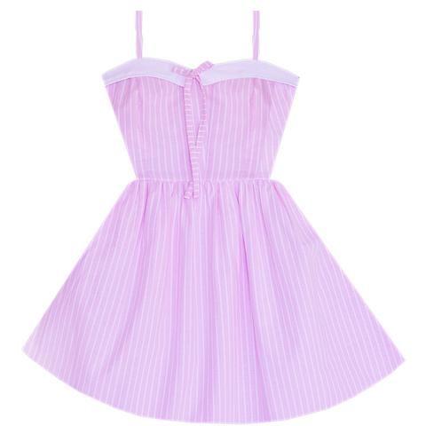Strawberry Pocky Serena Dress
