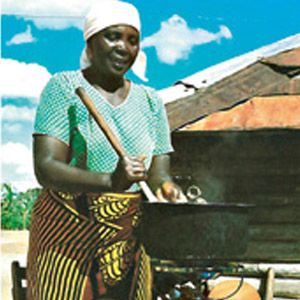 We started our environmental work as early as 1978. This is when we started to develop gas burners for African countries to help them reduce the amount of wood they used for cooking.