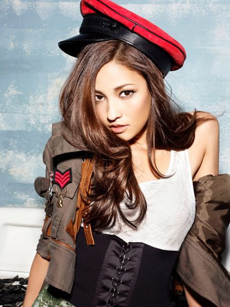 #Meisa Kuroki #japanese singer & actress