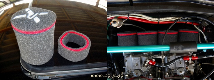 Pipercross Air Cleaner for SOLEX